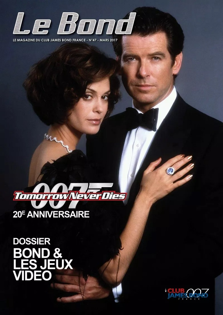 Issue 47 of Le Bond (A French 007 Fanzine)