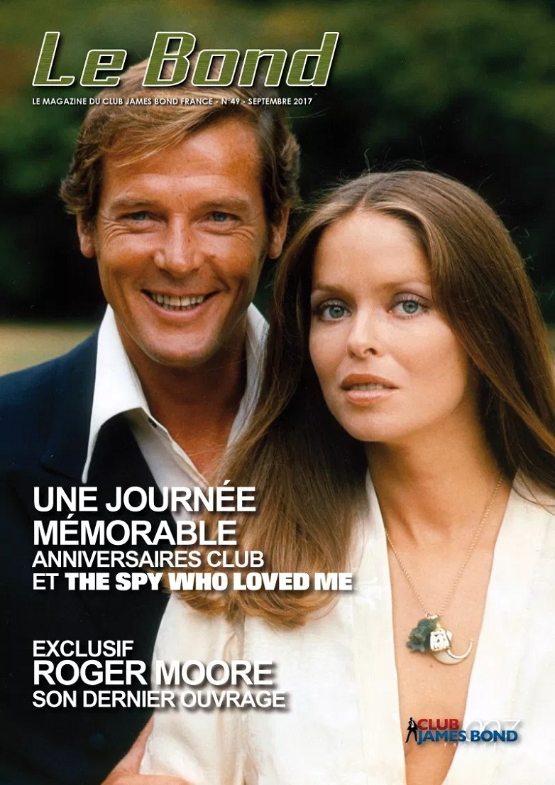 Issue 49 of Le Bond (A French 007 Fanzine)