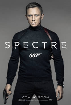 International poster for SPECTRE (2015)