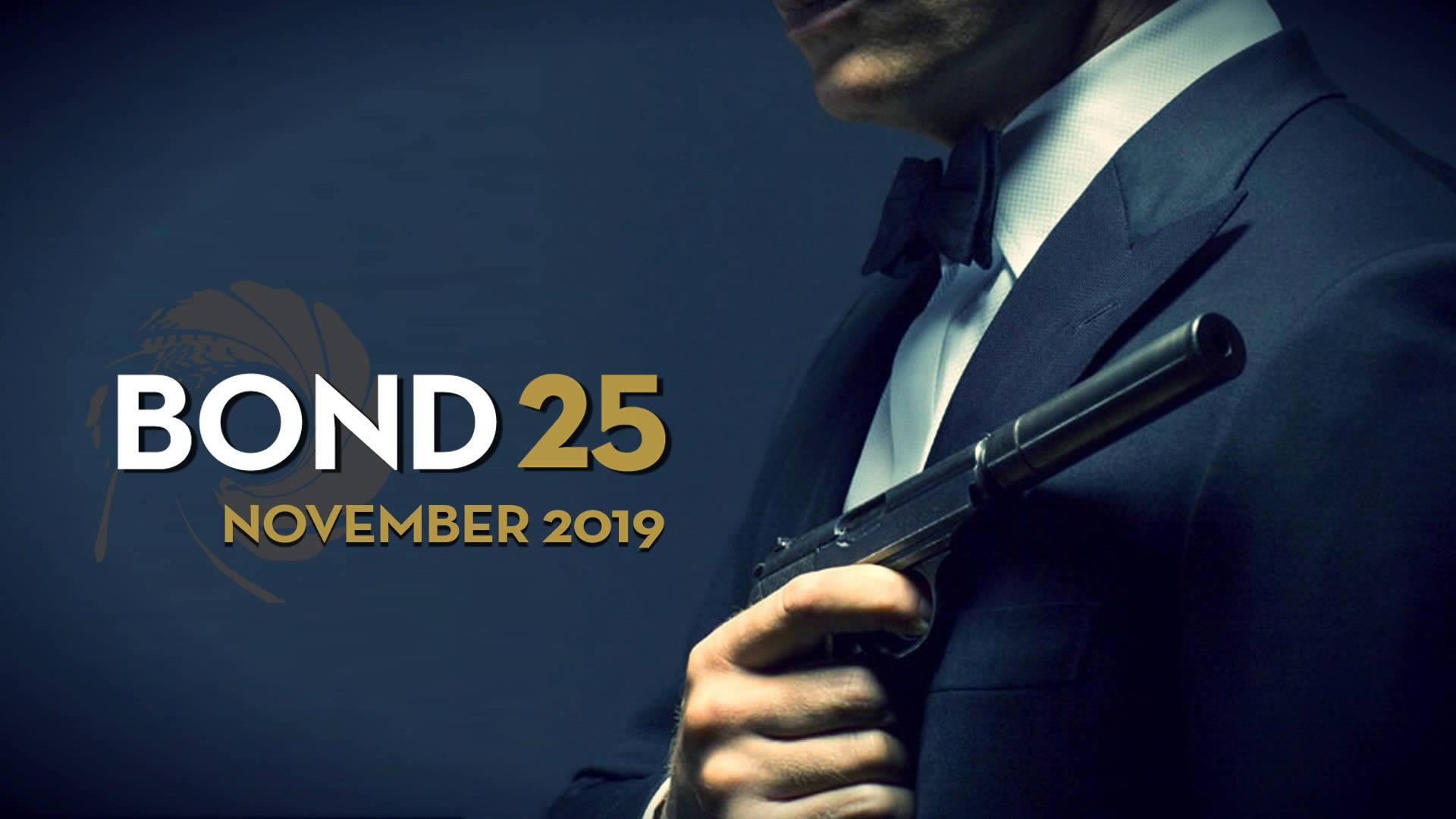 Bond 25 - the 2019 film 34
