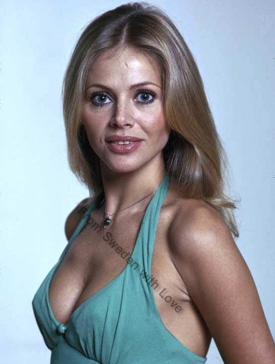 Britt Ekland Man with the Golden Gun interview