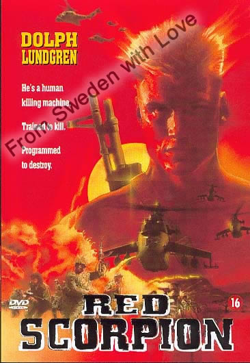 Dolph Lundgren intervju red scorpion