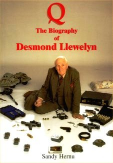 The biography of Desmond Llewelyn Sandy Hernu