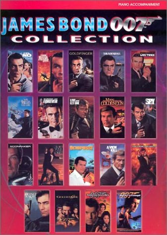 The James Bond 007 collection Danny Biederman