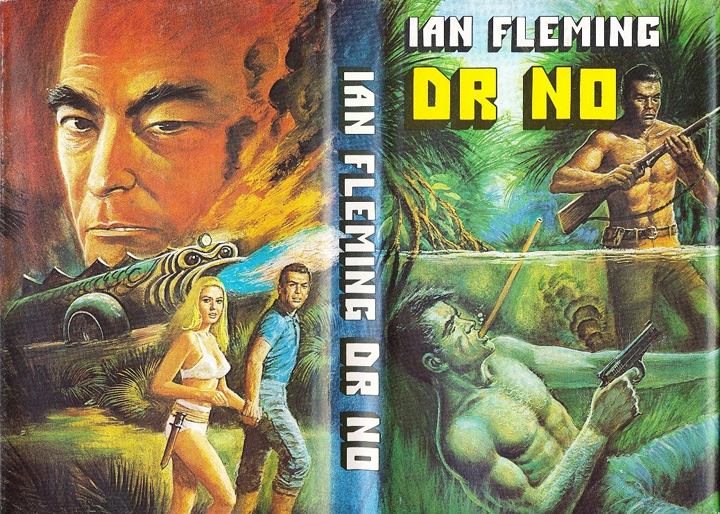 Dr No (Doctor No) Ian Fleming
