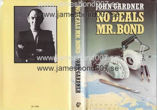 No Deals Mr. Bond John Gardner