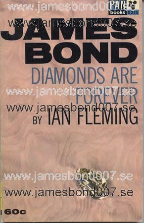 Diamonds are Forever (Döden spelar falskt) Ian Fleming
