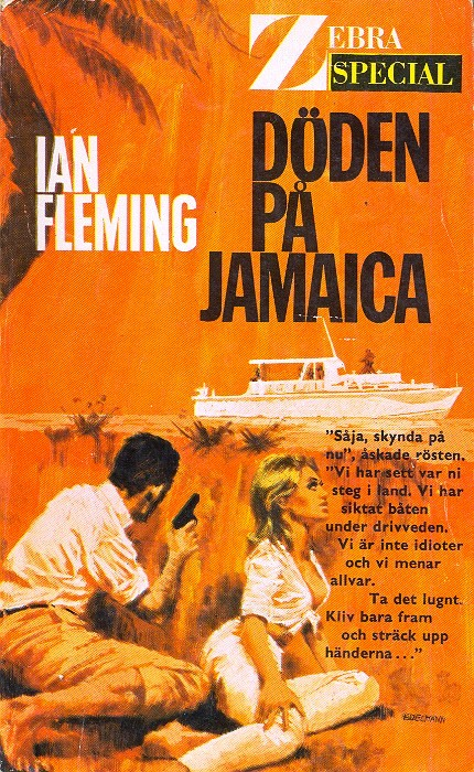 Döden på Jamaica (Doctor No) Ian Fleming