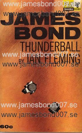 Thunderball Ian Fleming