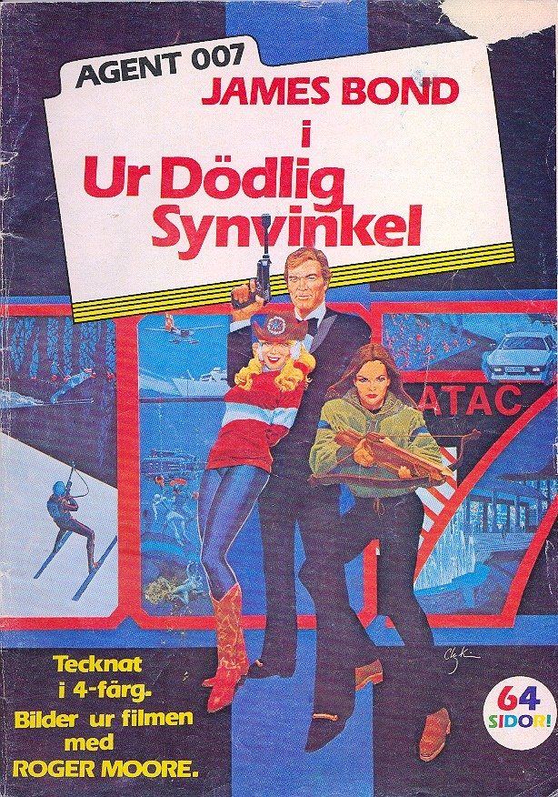 Ur dödlig synvinkel (For Your Eyes Only) Original