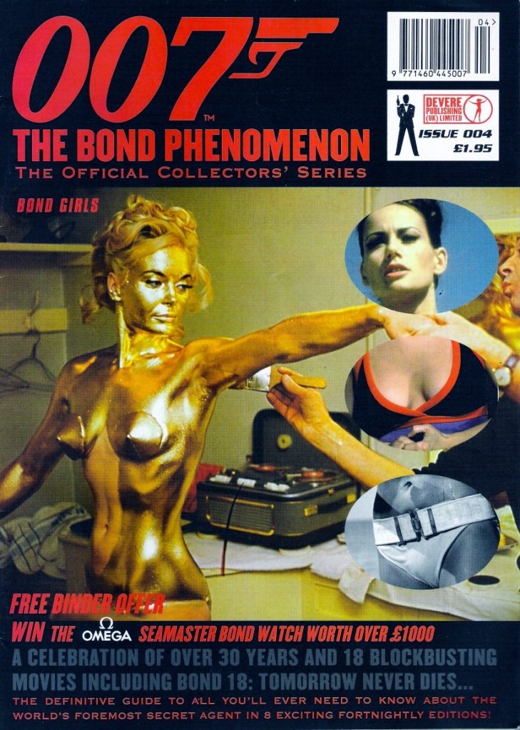 The Bond Phenomenon 004