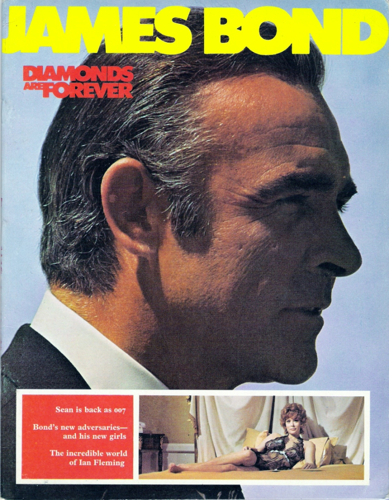 Diamonds Are Forever (1971) Original