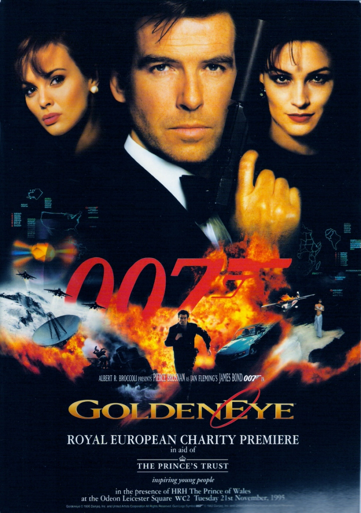 GoldenEye (1995) Original version