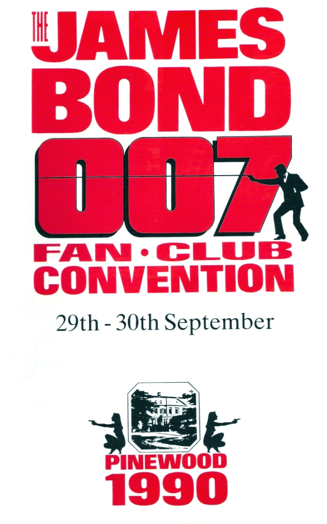 The James Bond Fan Club Convention Original version