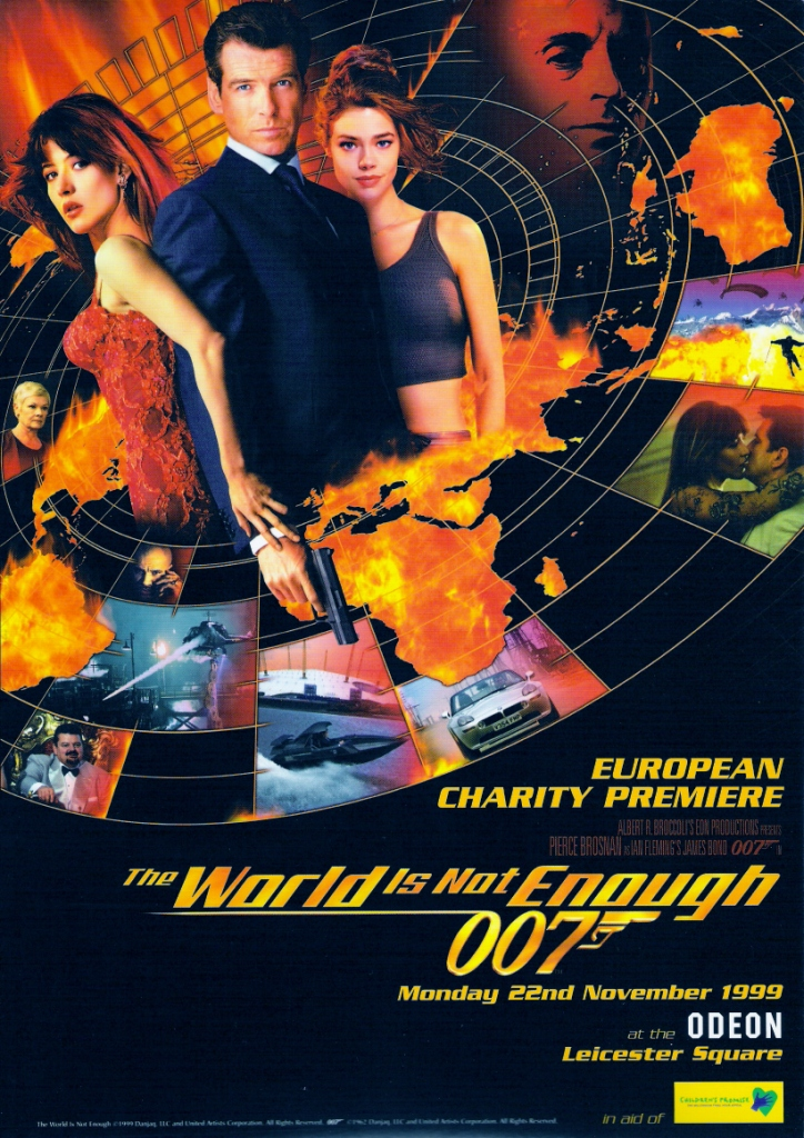 The World Is Not Enough (1999) Original version