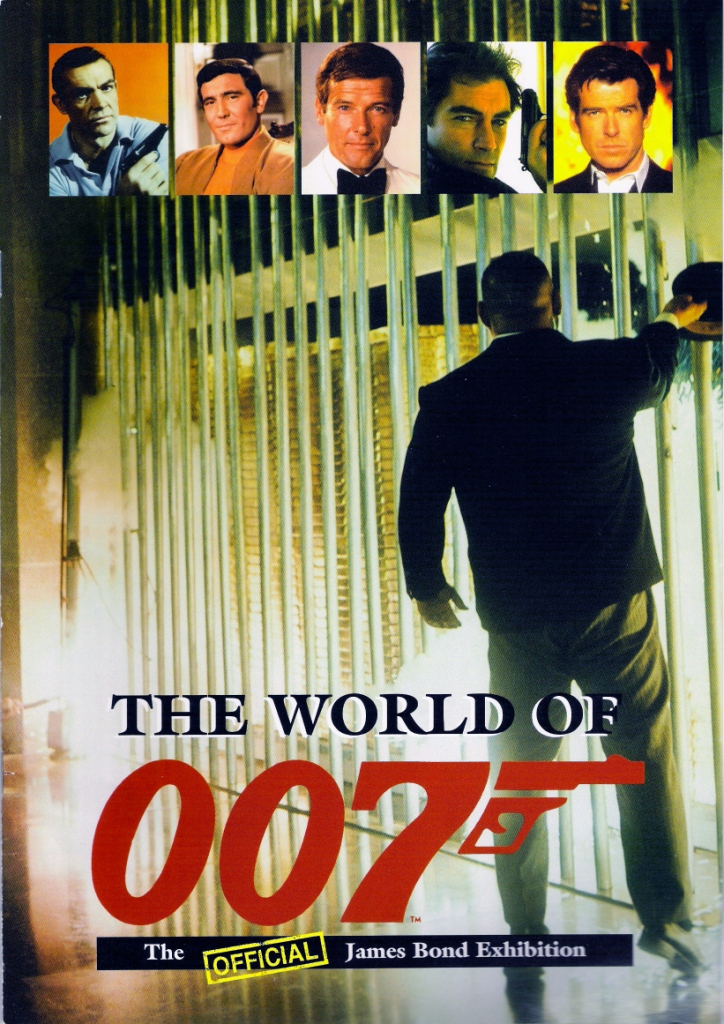 The world of 007