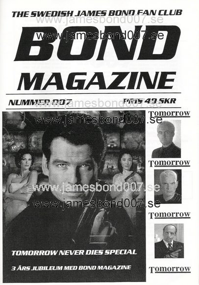 Bond Magazine 007 of 007