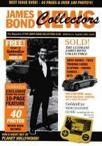 James Bond Collectors News (now named Collecting 007) 14
