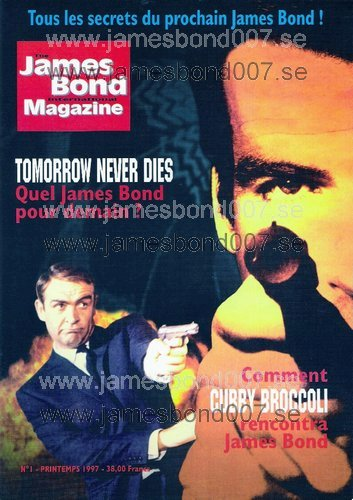 James Bond Magazine 1