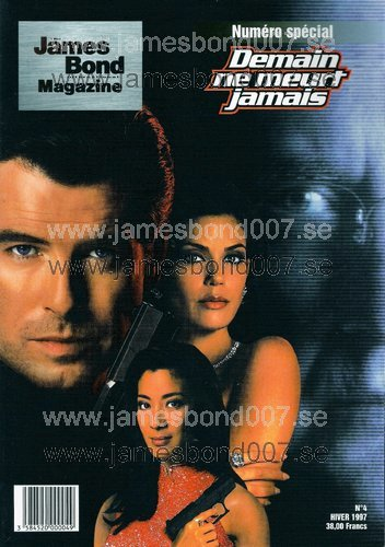 James Bond Magazine 4