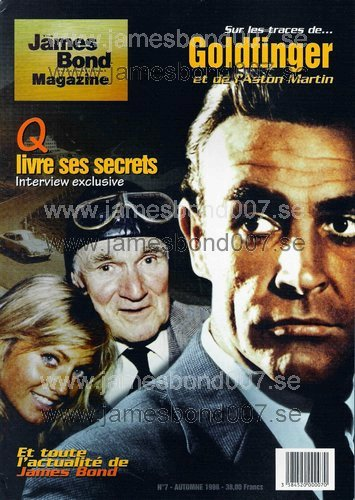 James Bond Magazine 7