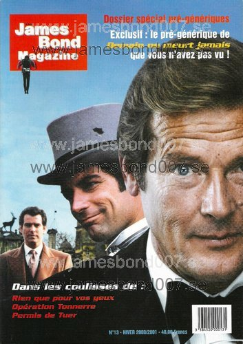 James Bond Magazine 13