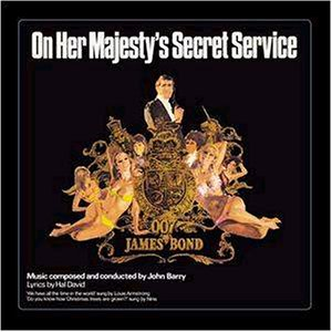 On Her Majesty's Secret Service (1969) CDP-7-90618-2