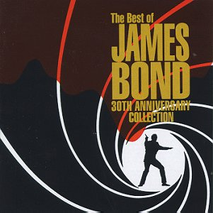 The best of James Bond 30th anniversary collection CDBOND 007