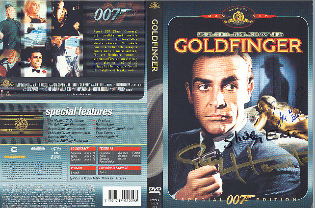 Goldfinger (1964) region 2