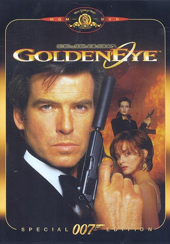 GoldenEye (1995) region 2