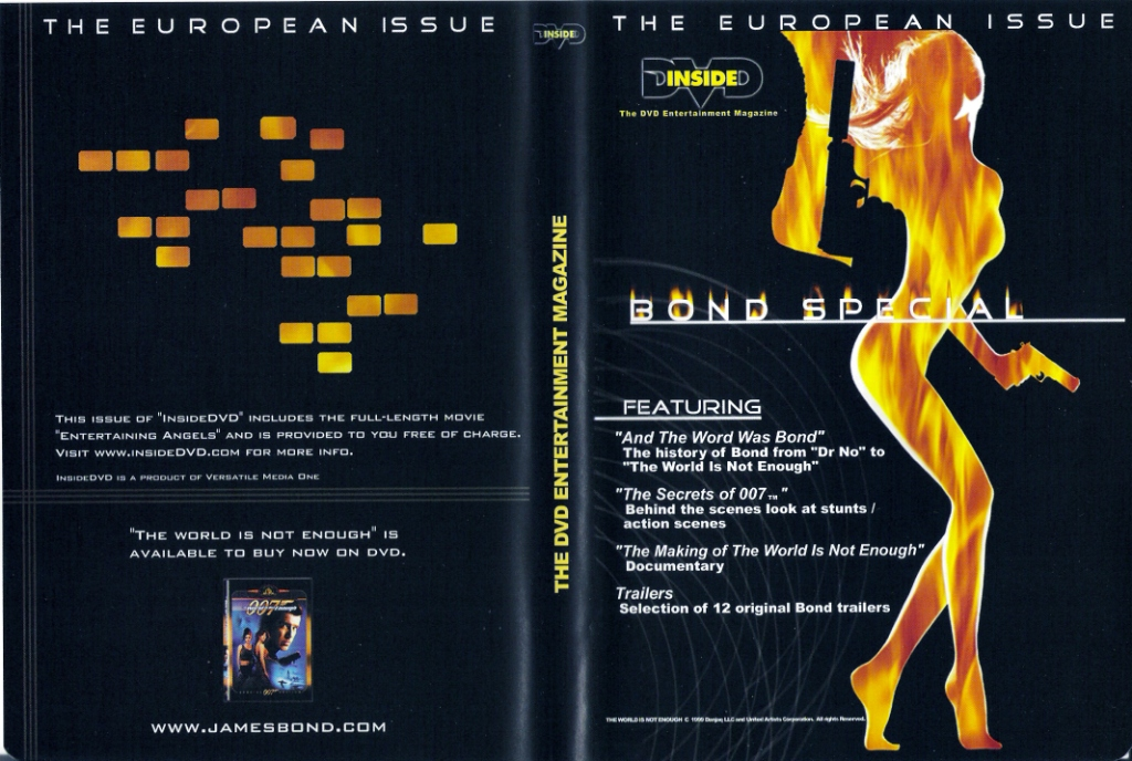 Bond Special: The European issue region 2