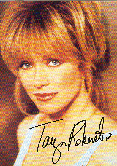Tanya Roberts Colour edition