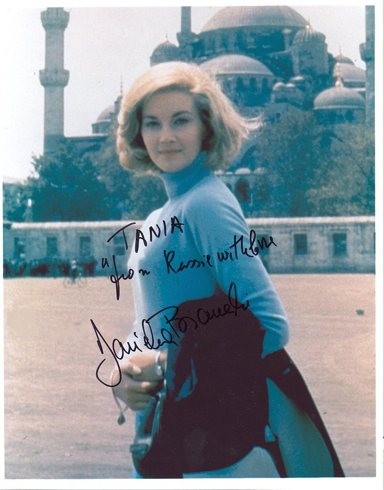 Daniela Bianchi, in person at her home online catalogue no 5268
