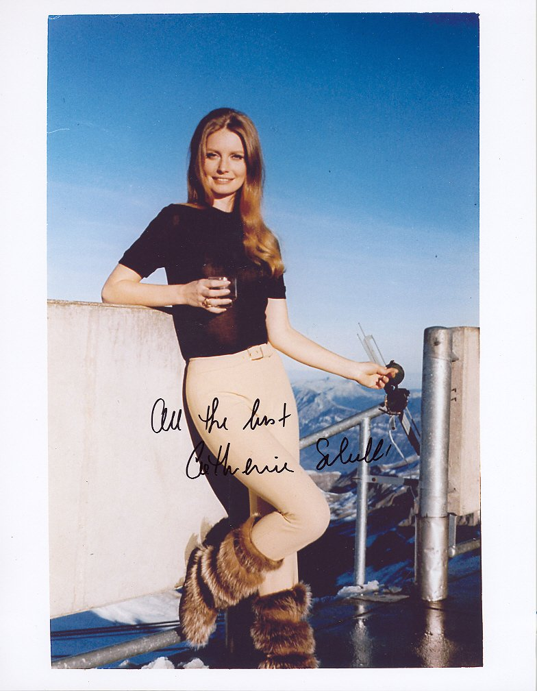 Catherine Schell online catalogue no 4176