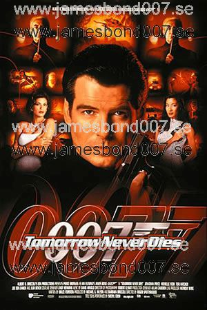 Tomorrow Never Dies (1997) Original