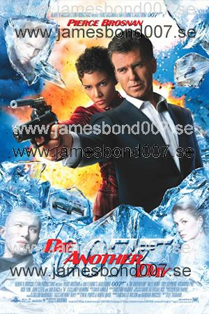 Die Another Day (2002) Teaser, 100x70 cm