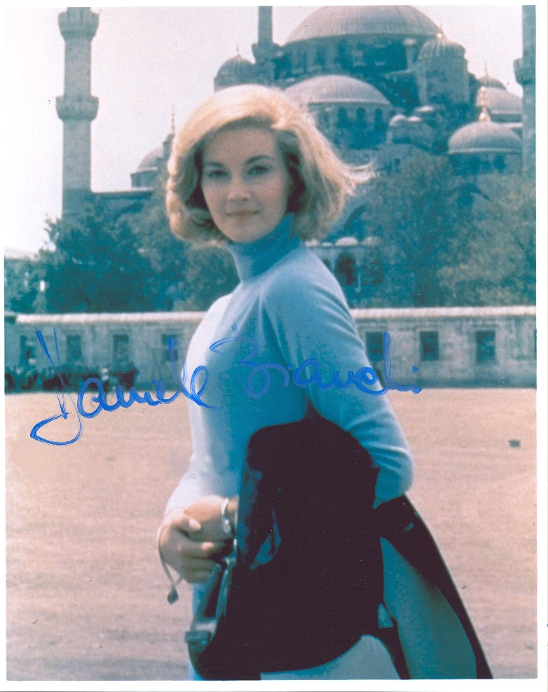 Daniela Bianchi, in person at her home online catalogue no 3642