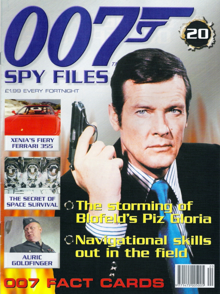 007 Spy Files 20 of 32