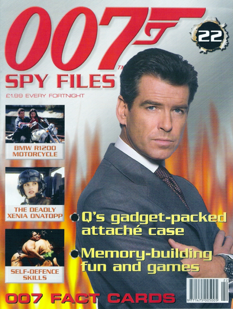 007 Spy Files 22 of 32