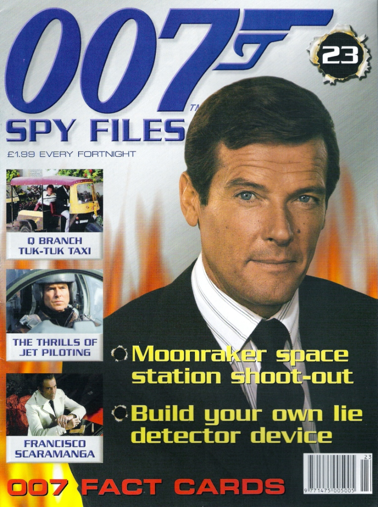 007 Spy Files 23 of 32