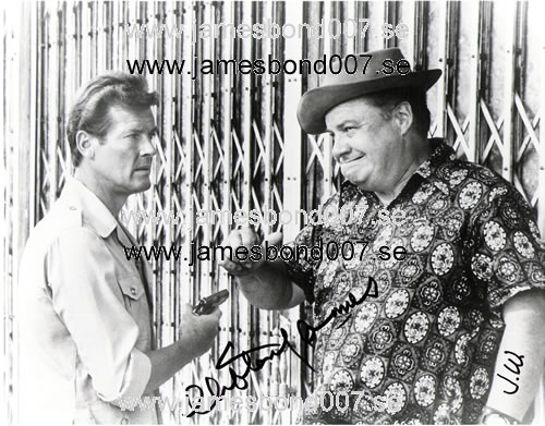 Clifton James N/A