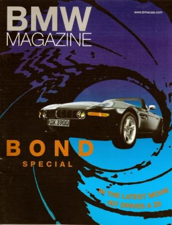 BMW Magazine Bond special