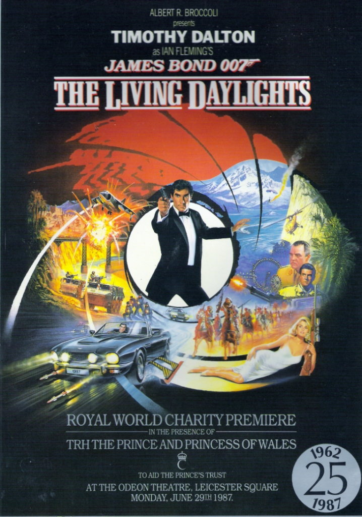 The Living Daylights (1987) Original version