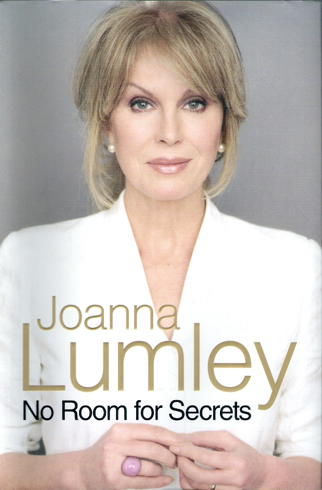 No room for secrets Joanna Lumley