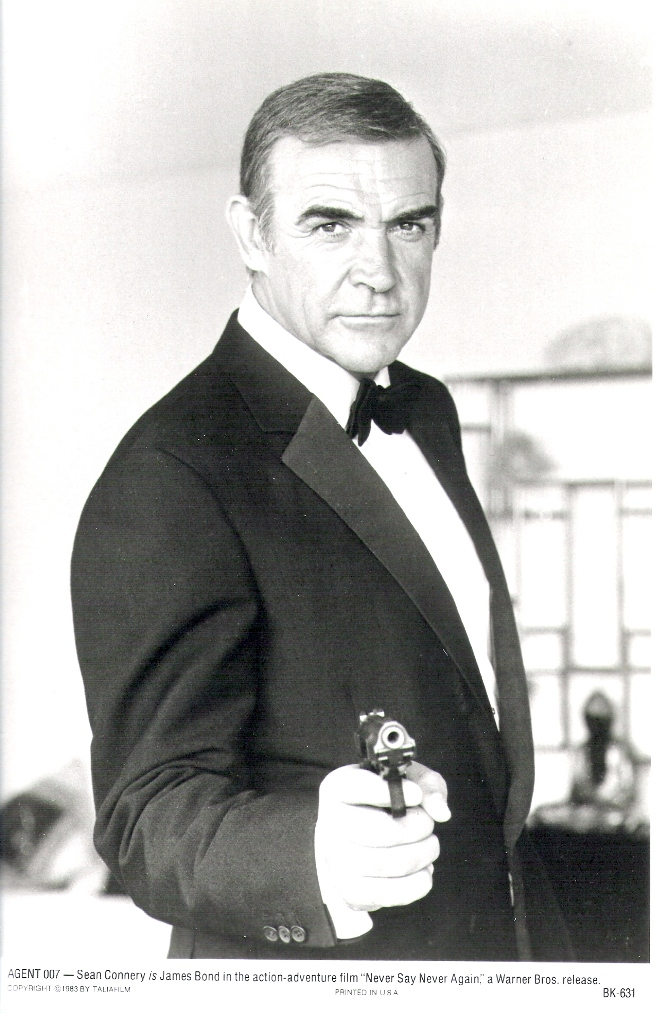 Sir Sean Connery BK-631