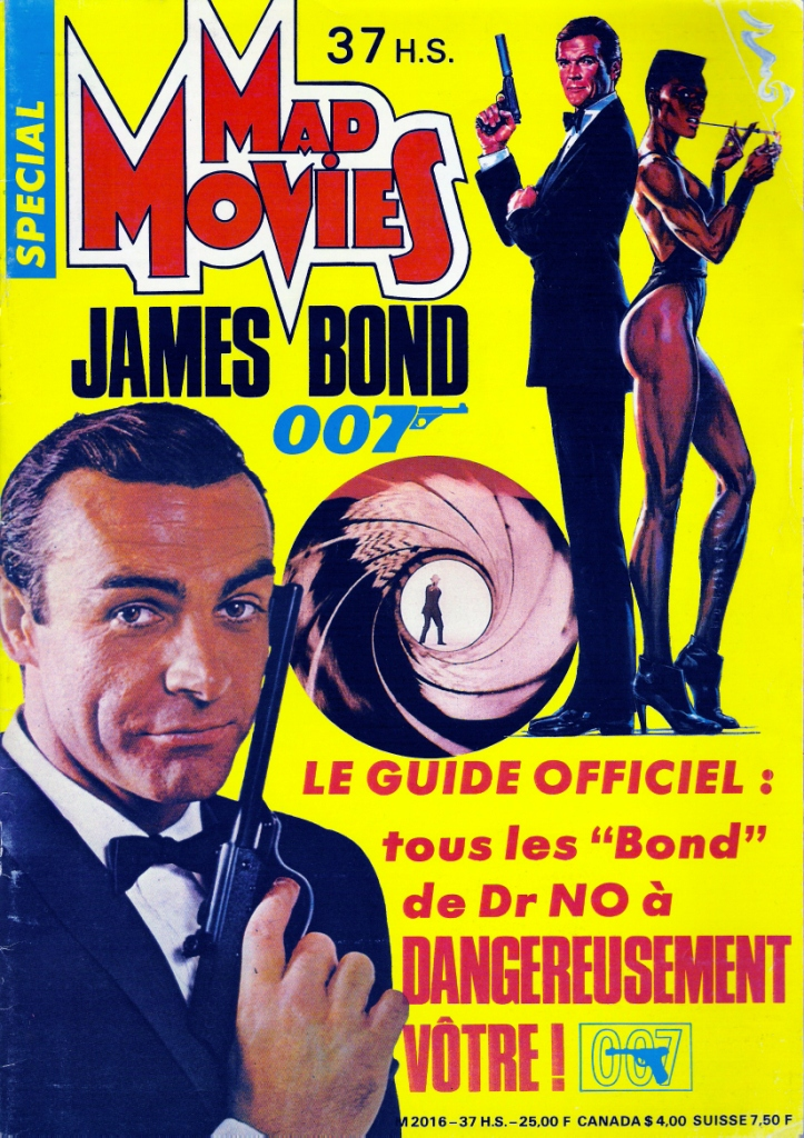 Mad Movies James Bond special