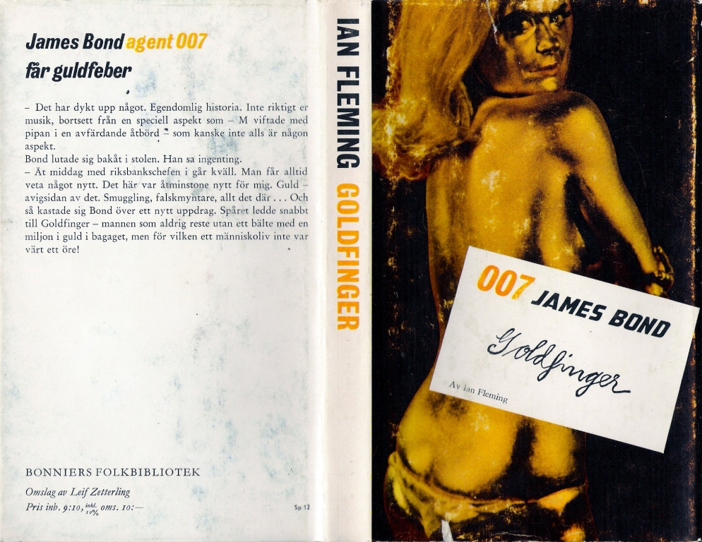 Goldfinger Ian Fleming