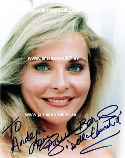 Priscilla Barnes In person at Hollywood Collectors Show