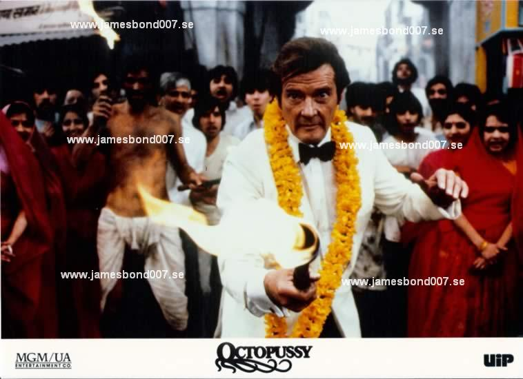 Sir Roger Moore Colour edition