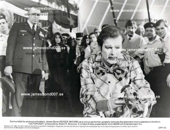 Sir Roger Moore and others OPY-10